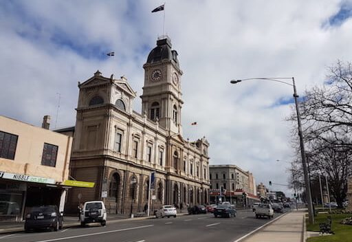 Ballarat travel