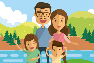 Melbourne family tour