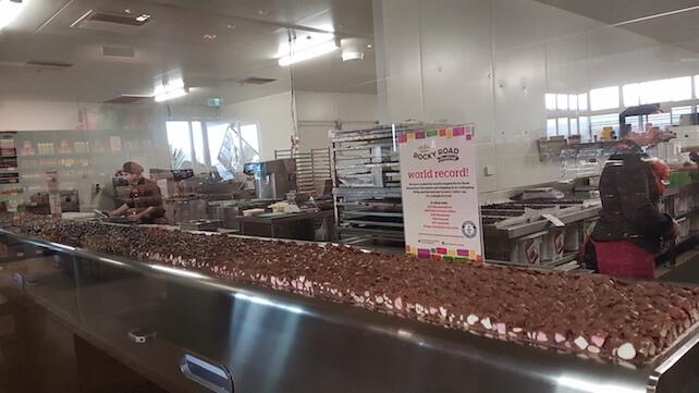 亞拉河谷巧克力廠