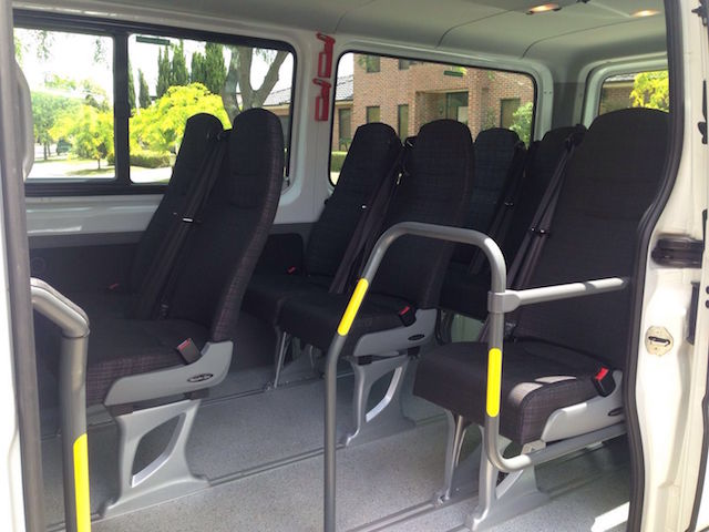 12 seater Melbourne private tour
