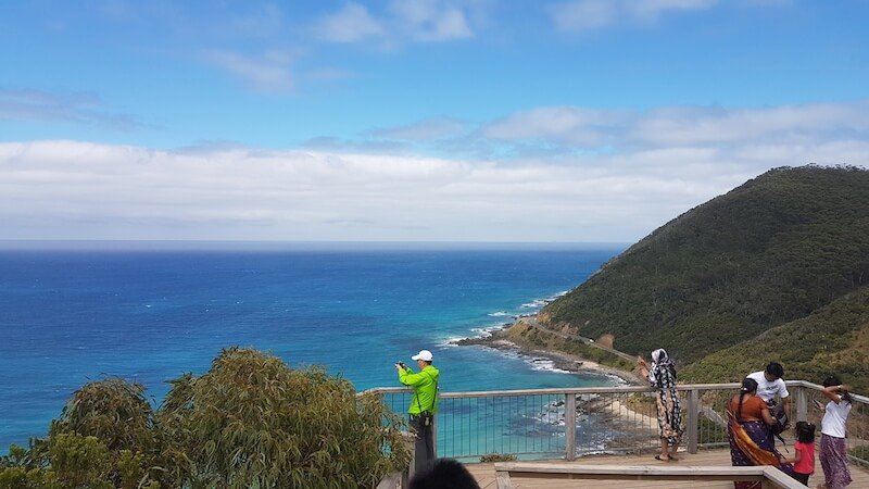 Teddys Lookout