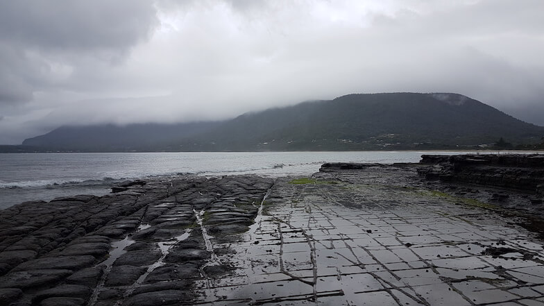 Tessellated Pavement 亞瑟港