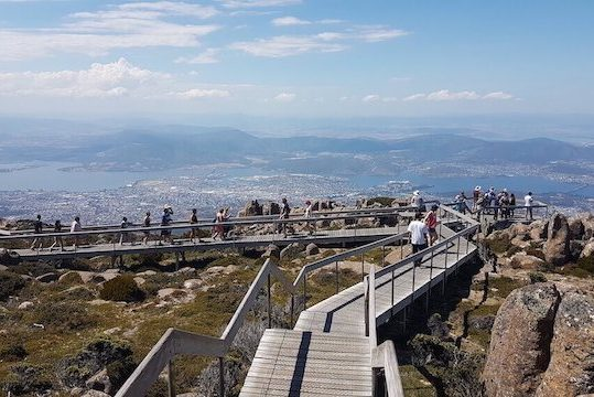 Hobart tour 霍巴特一日遊