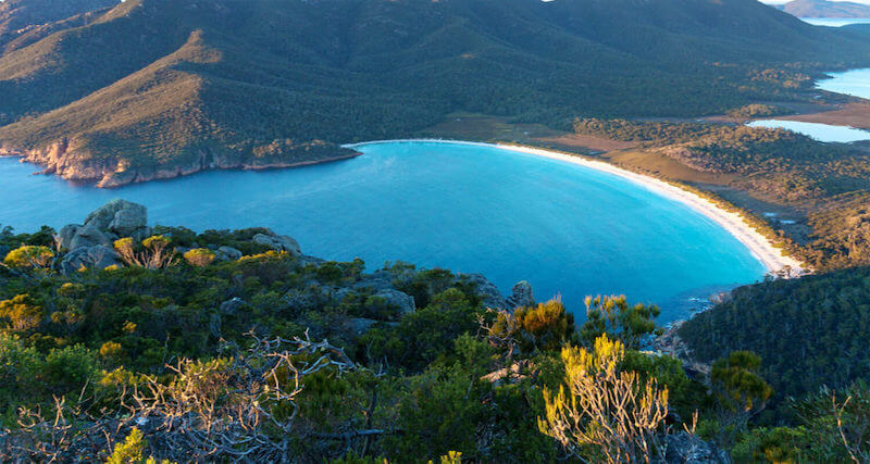 wineglass bay private tour